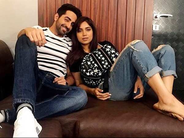 Ayushmann Khurrana and Bhumi Pednekar on working together yet again