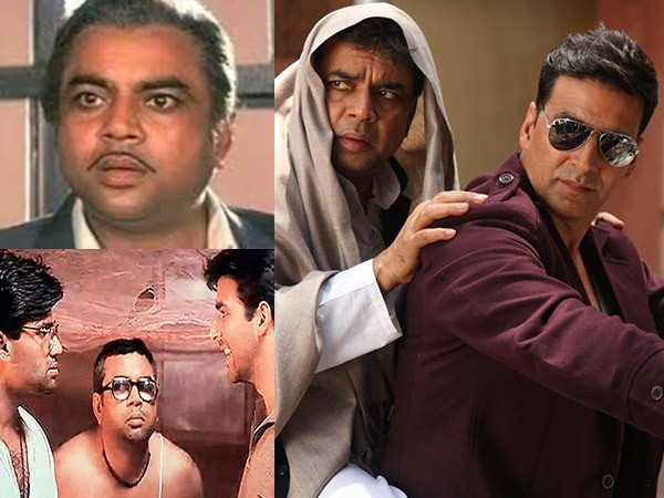 Birthday Special: Paresh Rawal's most memorable roles