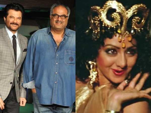 Boney Kapoor to reboot his iconic film Mr. India