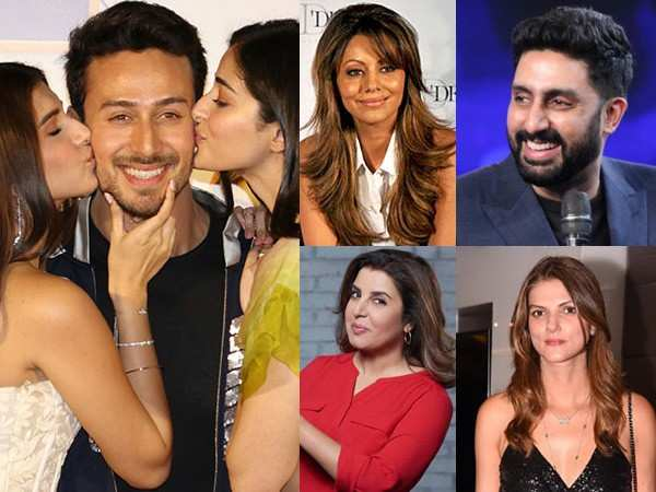 Celebs send in their good wishes for team SOTY 2