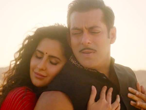 Salman Khan and Katrina Kaif sizzle in Chashni from Bharat