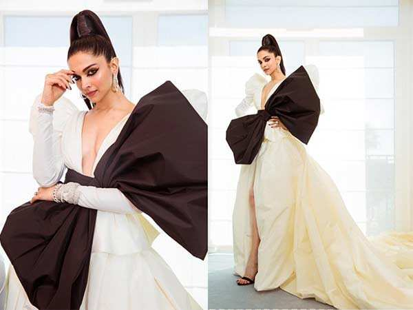 Deepika Padukone wows at Cannes 2019