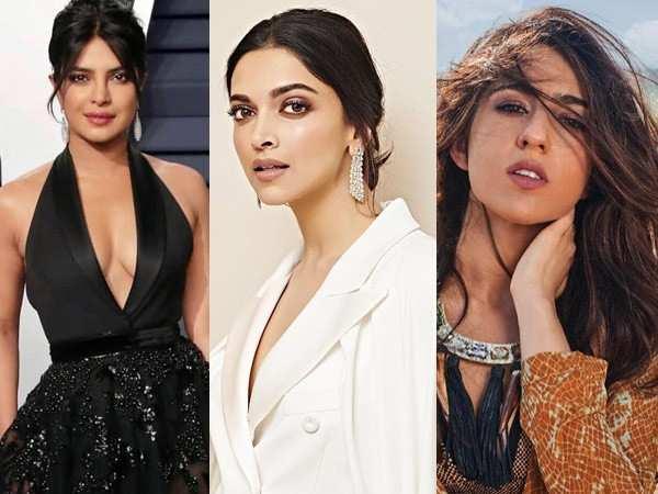 Priyanka Chopra, Deepika Padukone and Sara Ali Khan bag Instagrammers of the Year Award