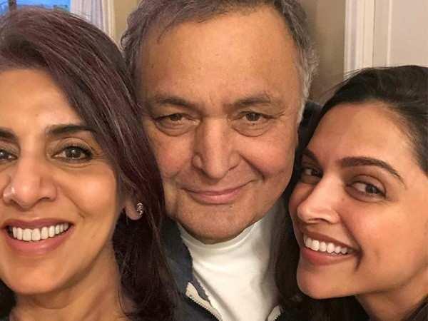 Deepika Padukone gets a special gift from Ranbir Kapoor's mom Neetu Kapoor