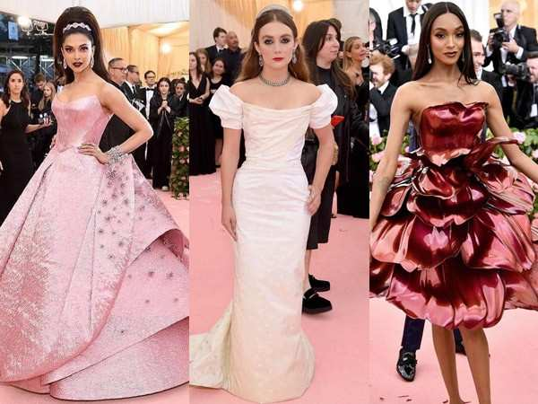 Actresses who chose the same designer as Deepika Padukone for MET Gala 2019