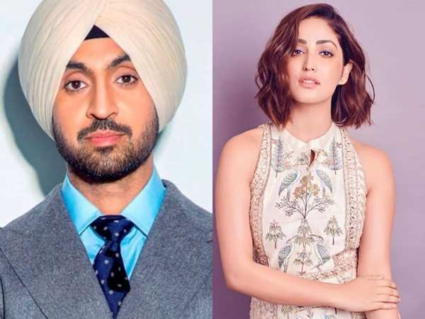 Diljit Dosanjh to work with Yami Gautam for a comedy