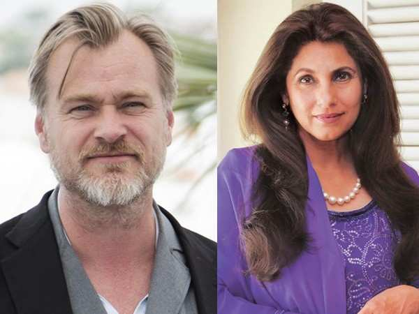 Find out how Dimple Kapadia bagged Christopher Nolan's Tenet