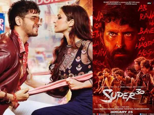 Sidharth Malhotra's Jabariya Jodi to avoid a clash with Hrithik Roshan's Super 30