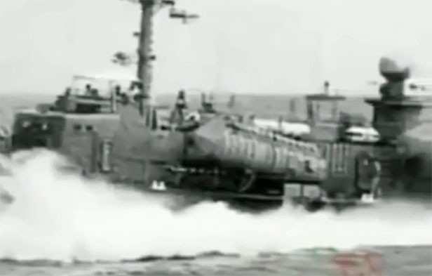 Karachi Attack, Indian Navy 1971