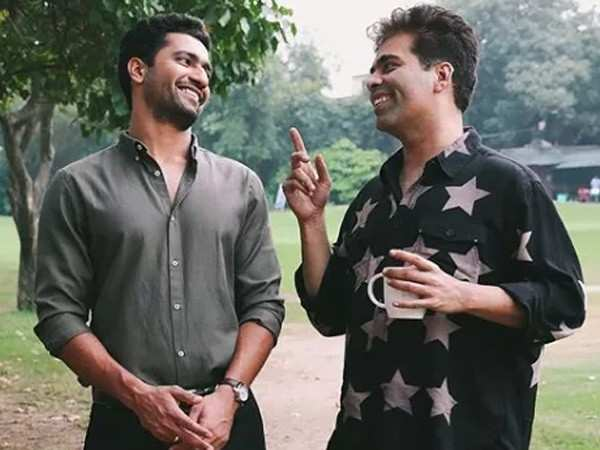 Has Karan Johar increased Vicky Kaushal's role in Takht?