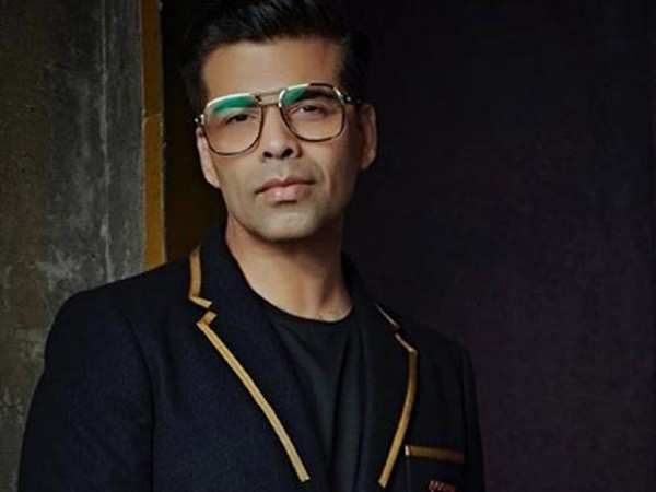 Karan Johar talks about returning to direction after 3 years