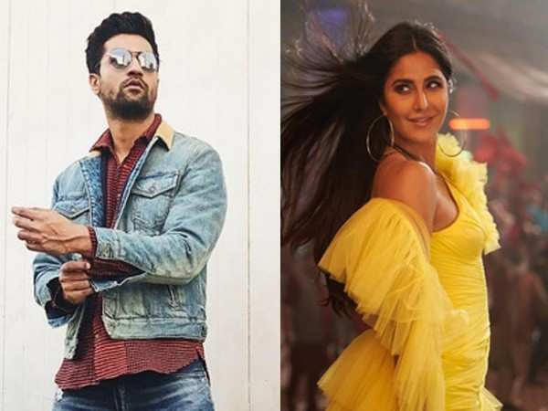 Vicky Kaushal and Katrina Kaif to star in a film together?