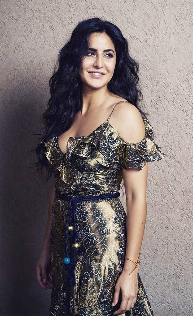 Katrina Kaif, Filmfare Exclusive