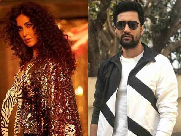 Katrina Kaif and Vicky Kaushal are not working together anytime soon