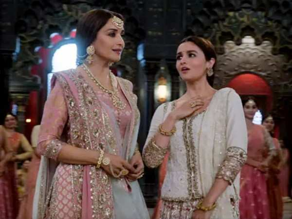Madhuri Dixit Nene opens up about the box-office numbers of Kalank