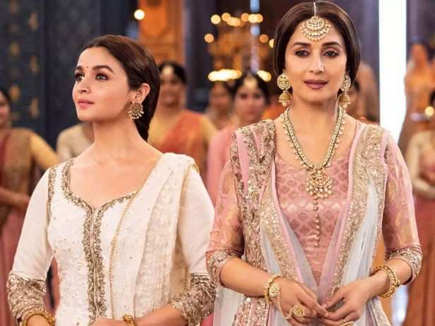 "Karan Johar's magnum opus, Kalank, helmed by director Abhishek Verman, was one of the biggest releases of this year. The period film which had a stellar starcast that included Madhuri Dixit Nene, Varun Dhawan, Alia Bhatt, Sonakshi Sinha, Sanjay Dutt and Aditya Roy Kapur however, did not really impress the audience as well as the critics. Made on a monumental budget, the film did not do well at the box-office. Madhuri Dixit, who played the magical Bahaar Begum, recently spoke about how she felt after Kalank's release. She said, ""I have been in the industry for more than three decades. Ups and downs are a part and parcel of our work. So, it doesn't bother me much when a film doesn't work.""   She further added, ""Everybody gave their best. No one goes to the sets to do a half-hearted job. But in the end, certain things aren't in our control. We have to move on. The film was received well overseas."""