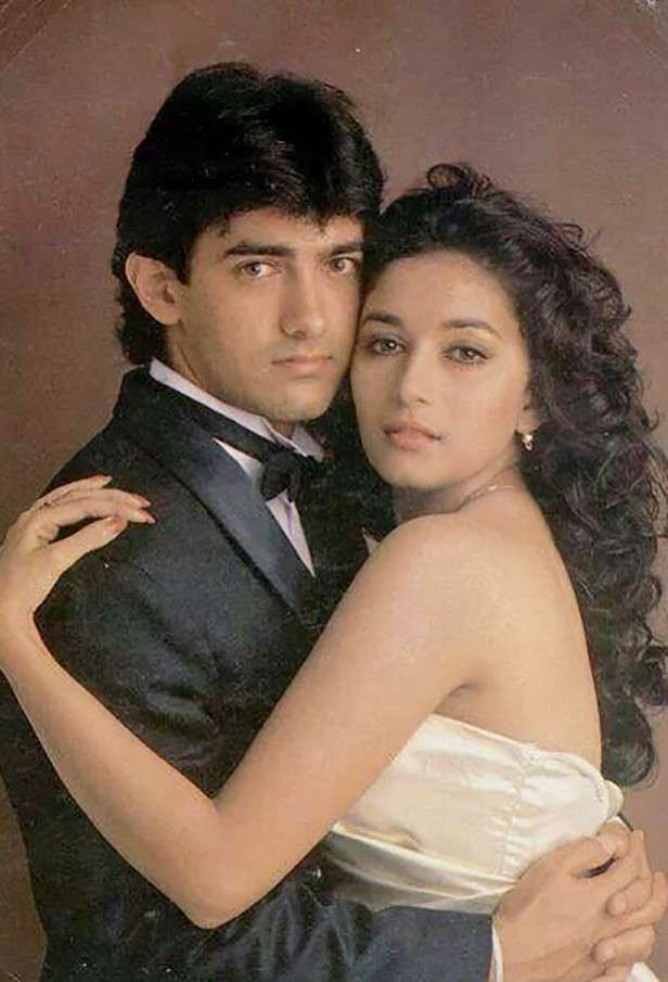Madhuri and co- stars