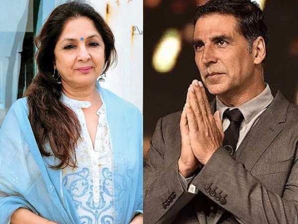 Neena Gupta to play Akshay Kumar's mother in Sooryavanshi