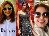 Parineeti Chopra, Juhi Chawla and Fatima Sana Shaikh on holiday mode