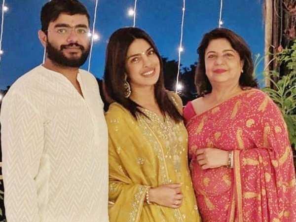 Priyanka Chopra stops following Sidharth Chopra's fiancé on Instagram