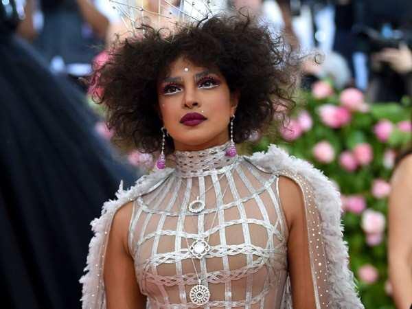 Priyanka Chopra's look from MET Gala 2019 inspires a bunch of memes