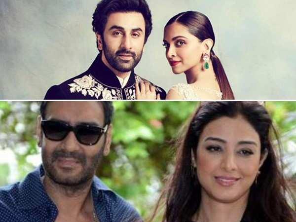 Exclusive: Deepika Padukone, Ranbir Kapoor, Ajay Devgn and Tabu sign Luv Ra