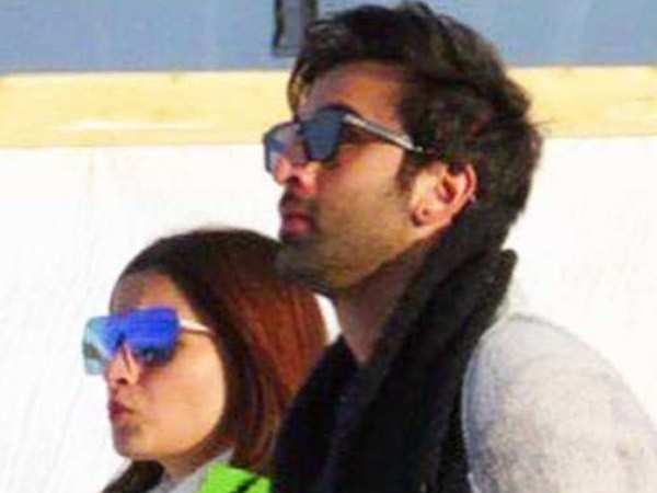 Exclusive: Lovers Ranbir Kapoor and Alia Bhatt holiday in Europe