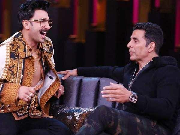 Ranveer Singh to do a cameo in Akshay Kumar's Sooryavanshi