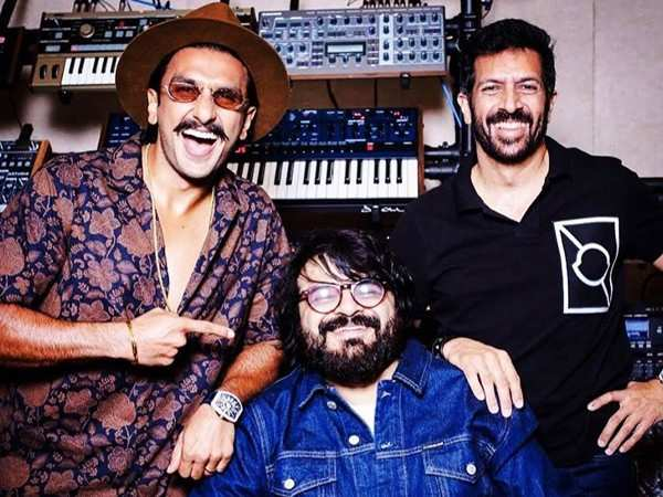 Ranveer Singh is all excited as music composer Pritam comes on board for '83