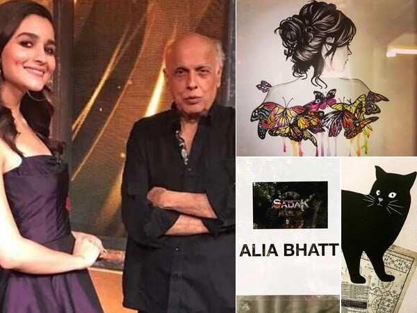 Alia Bhatt starts shooting for Sadak 2 today