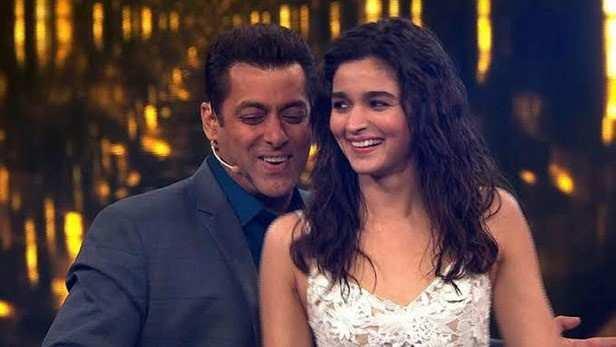 Salman and Alia