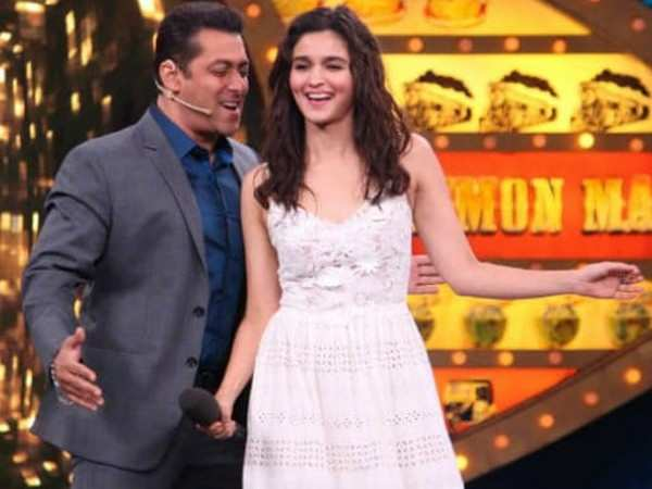 Here's what Salman Khan has to say about Alia Bhatt