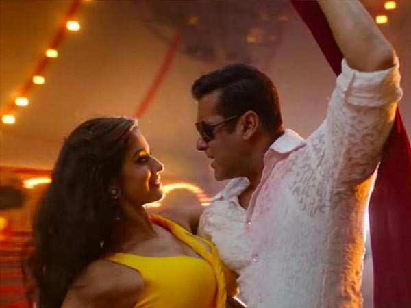 Here's why Disha Patani thinks she won't work with Salman Khan again
