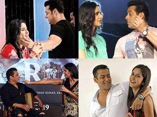 5 times Salman Khan and Katrina Kaif indulged in a hilarious banter