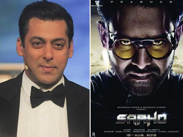 Salman Khan to make an appearance in Prabhas and Shraddha Kapoor's Saaho?