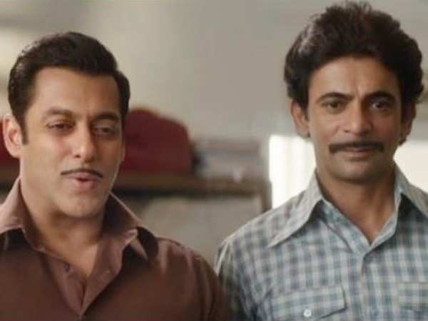 Sunil Grover reveals he felt intimidated while working with Salman Khan in Bharat
