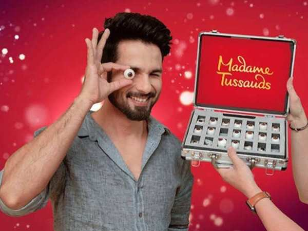 Shahid Kapoor to unveil his wax statue at the Madame Tussauds Singapore