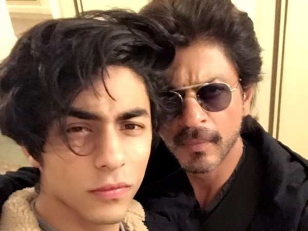 Is Shah Rukh Khan looking for a Hollywood debut for son Aryan Khan?