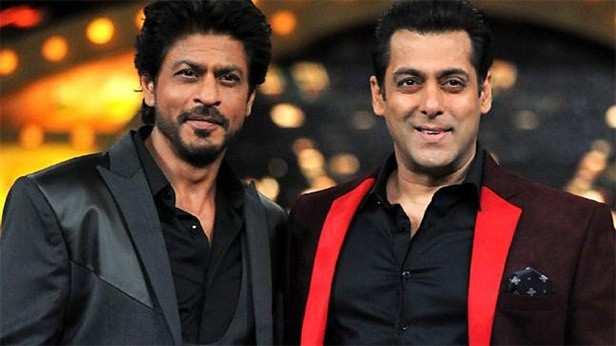 Shah Rukh Khan, Salman Khan, Salim Khan, Mannat