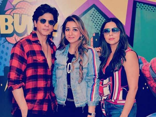 All pictures from Shah Rukh Khan's son AbRam Khan's birthday party
