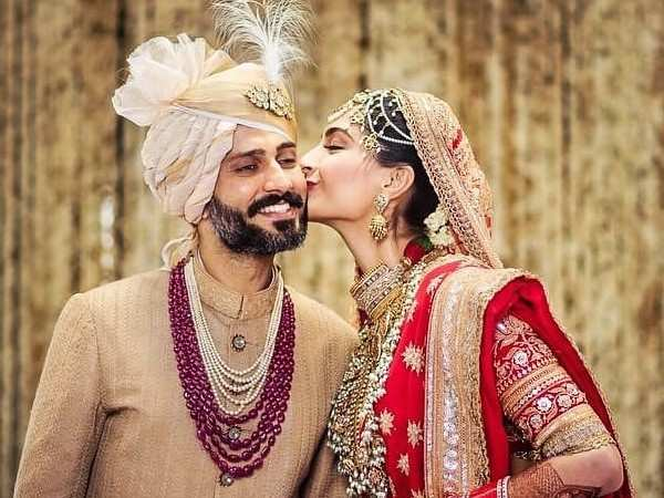 Anand Ahuja has the most romantic anniversary wish for Sonam Kapoor