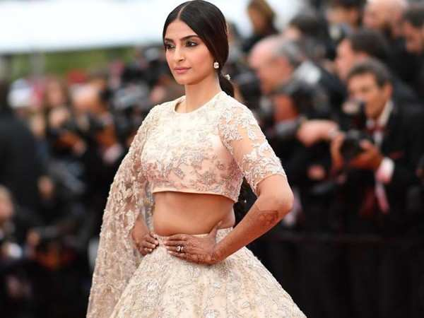 Sonam Kapoor's nutritionist reveals her diet prep for Cannes 2019