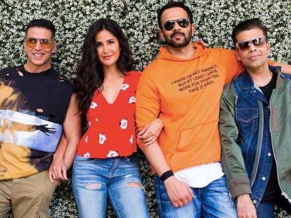 Akshay Kumar and Katrina Kaif's Sooryavanshi all set to go on floors next week