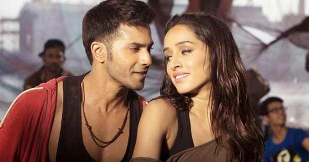 Varun and Shraddha