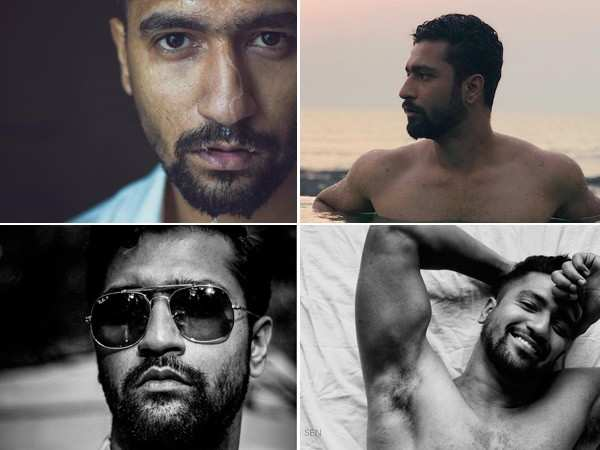 31 drool-worthy pictures of the birthday star Vicky Kaushal