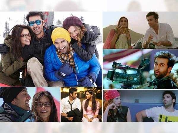 All deleted scenes from Yeh Jawaani Hai Deewani