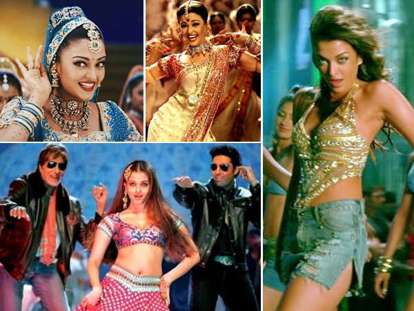 Happy Birthday Aishwarya Rai Bachchan: Check out her top 10 dance numbers