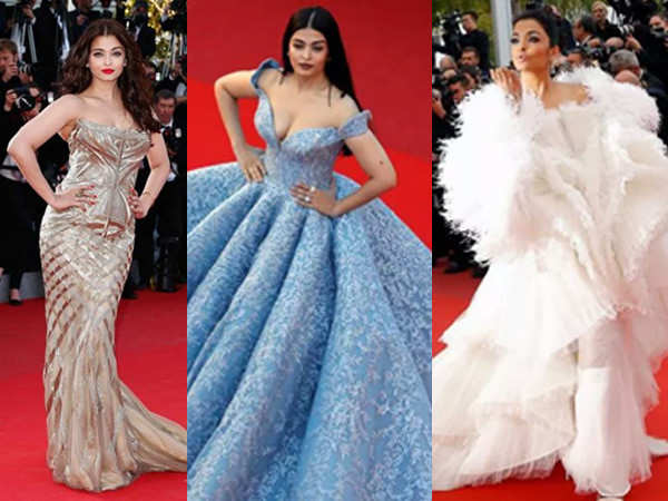 Aishwarya Rai Bachchan's top 10 looks from the Cannes Film Festival