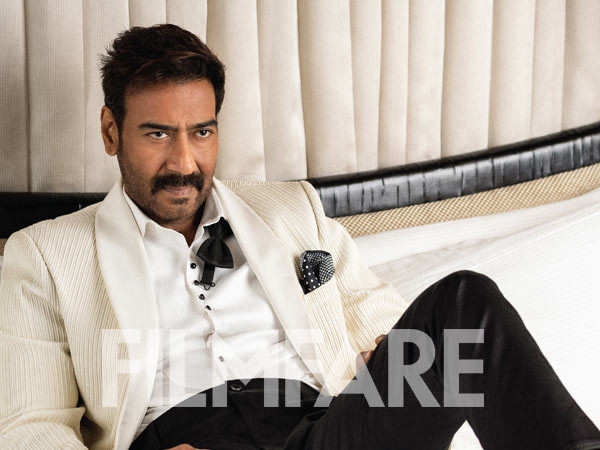 Ajay Devgn talks about his upcoming movies, being a husband, a father and a superstar