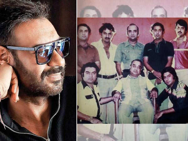 Ajay Devgn to produce a biopic on Ramsay Brothers